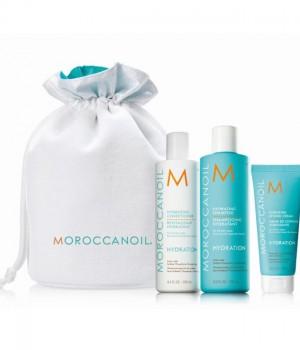 Весенний набор Hydration Moroccanoil